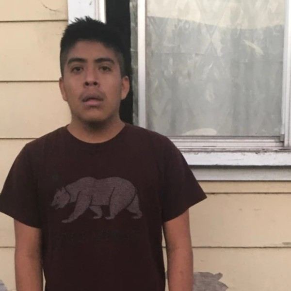 Gerardo Martinez, 19, was fatally shot by a Salinas police officer after brandishing a BB gun. Indigenous advocacy groups have claimed that Martinez, who spoke Zapotec, did not understand the orders police had given him in Spanish.(Courtesey of the Martinez Family via the LA Times)