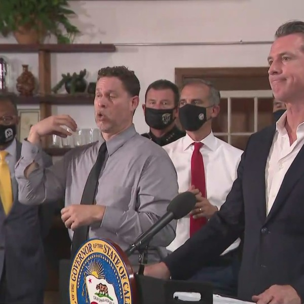 Gov. Newsom signed a bill on July 21, 2021, to address retail theft in California.