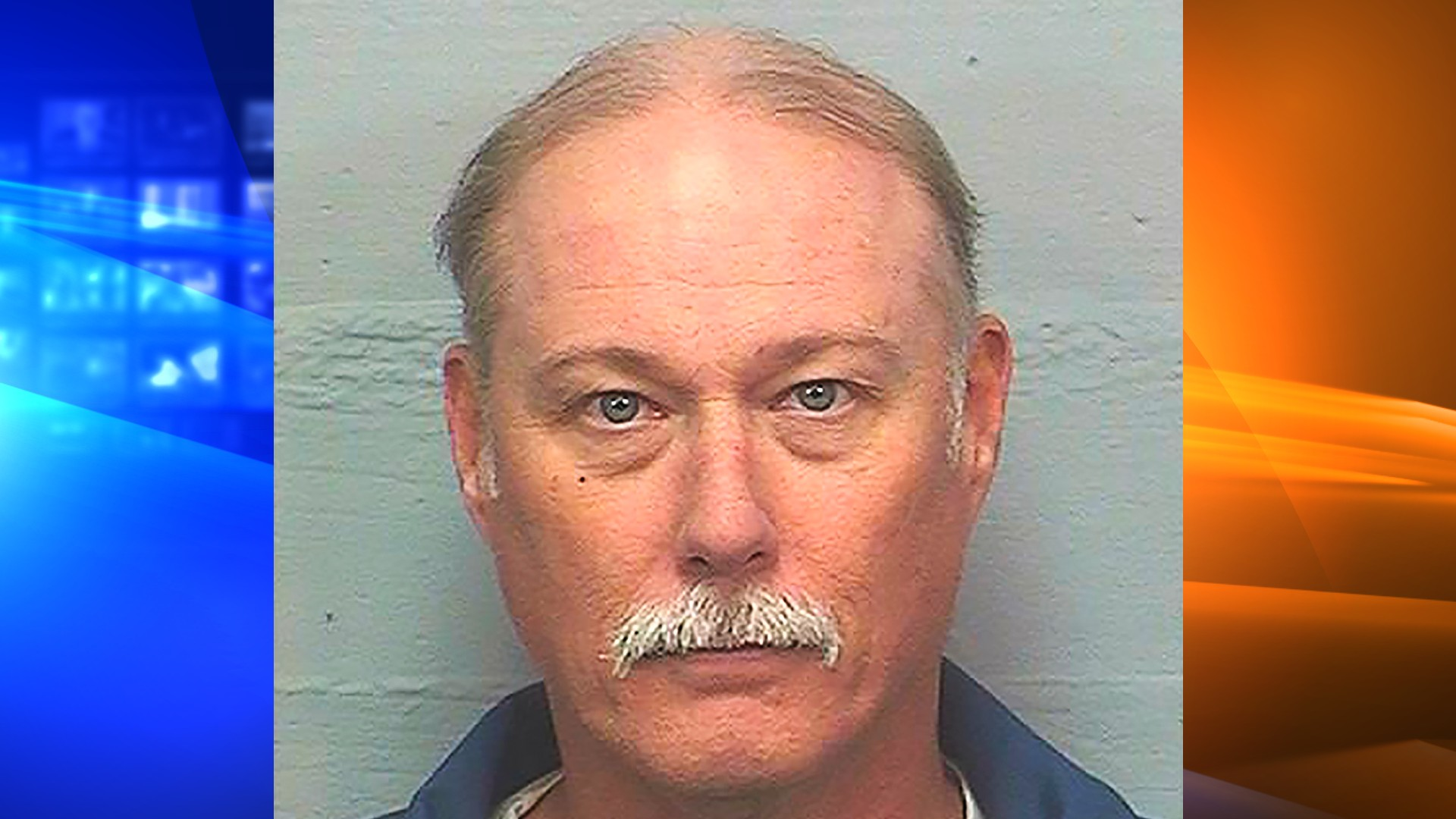 This Jan. 18, 2017, photo provided by the California Department of Corrections and Rehabilitation shows convicted murderer David Weidert. (California Department of Corrections and Rehabilitation via AP)