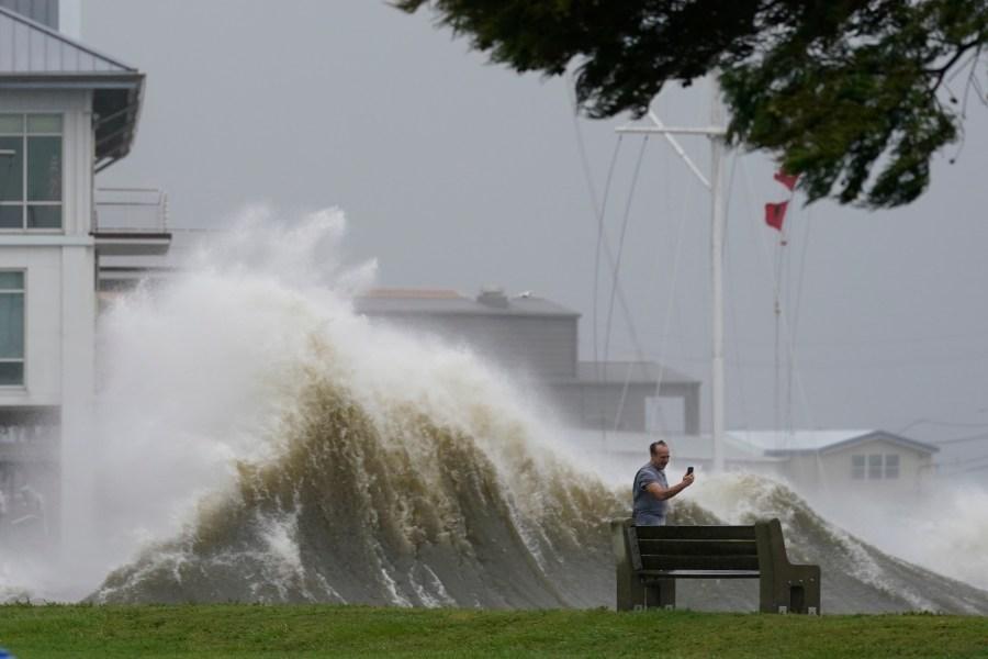 Hurricane Ida makes landfall in Louisiana as 1 of most powerful hurricanes to ever strike U.S.