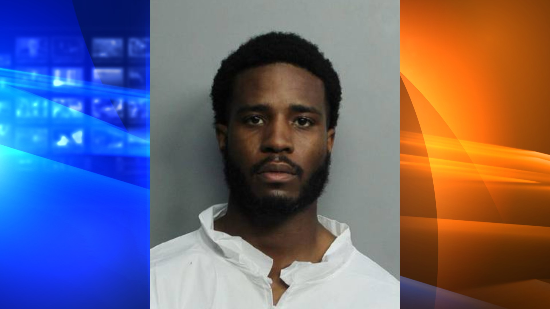 """This This image provided by the Miami-Dade Police Department shows Tamarius Blair Davis Jr., who fatally shot a tourist eating dinner with his family at a Miami Beach restaurant, police and a family member said. David Jr., 22, of Norcross, Georgia, told investigators he shot Dustin Wakefield, 21, on Tuesday night because he """"was high on mushrooms, which made him feel empowered,"""" according to his arrest report. (Miami-Dade Police Department via AP) provided by the Miami-Dade Police Department shows Tamarius Blair David Jr., who fatally shot a tourist eating dinner with his family at a Miami Beach restaurant, police and a family member said. David Jr., 22, of Norcross, Georgia, told investigators he shot Dustin Wakefield, 21, on Tuesday night because he """"was high on mushrooms, which made him feel empowered,"""" according to his arrest report. (Miami-Dade Police Department via AP)"""