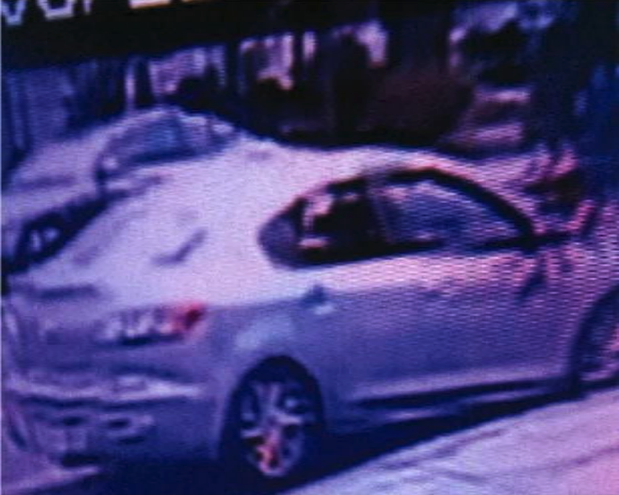 A vehicle that a witness claimed saw a missing child's phone being thrown from in San Fernando on Aug. 21, 2021. (San Fernando Police Department)