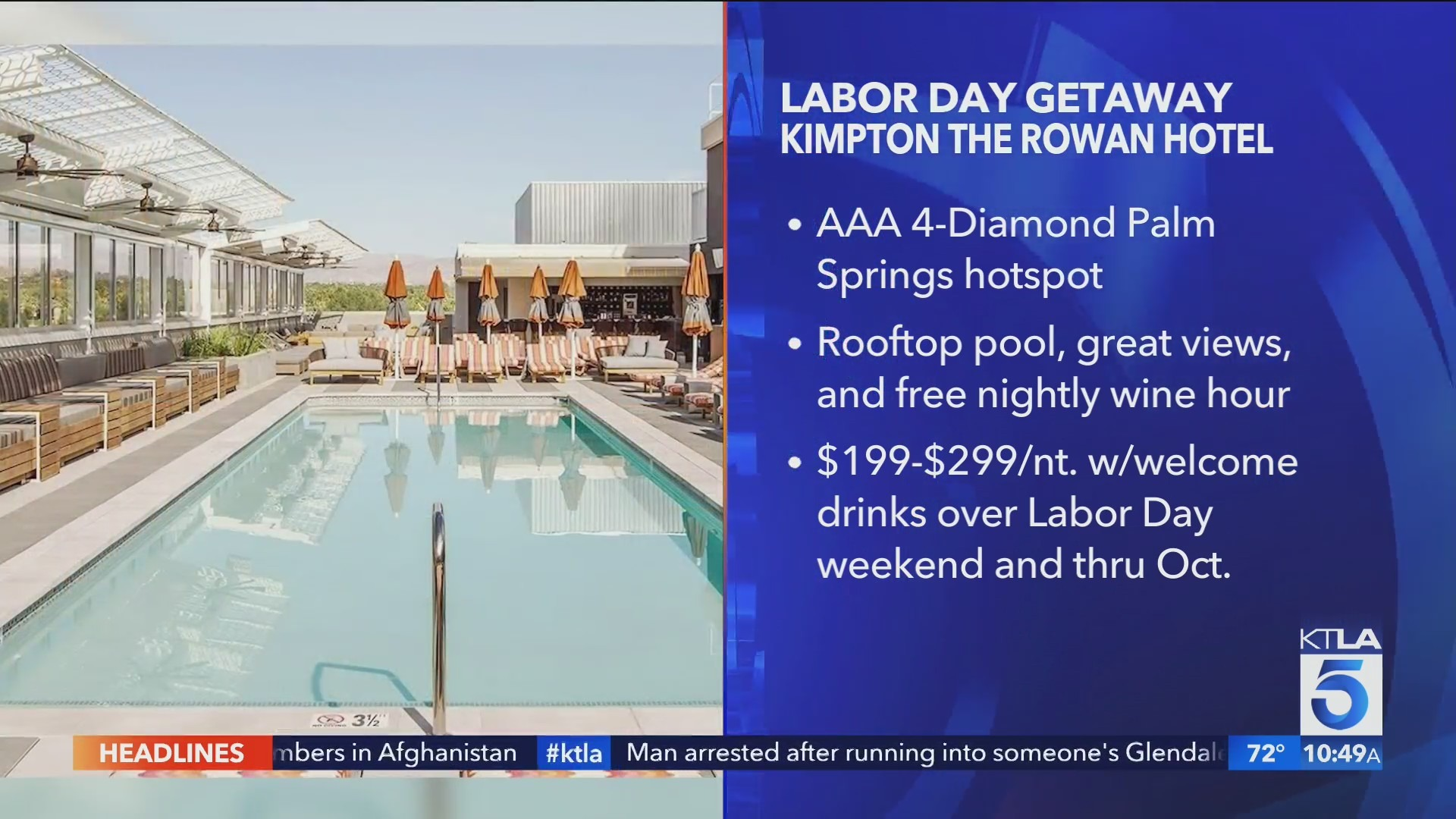 Labor Day travel deals from Travelzoo's Gabe Saglie