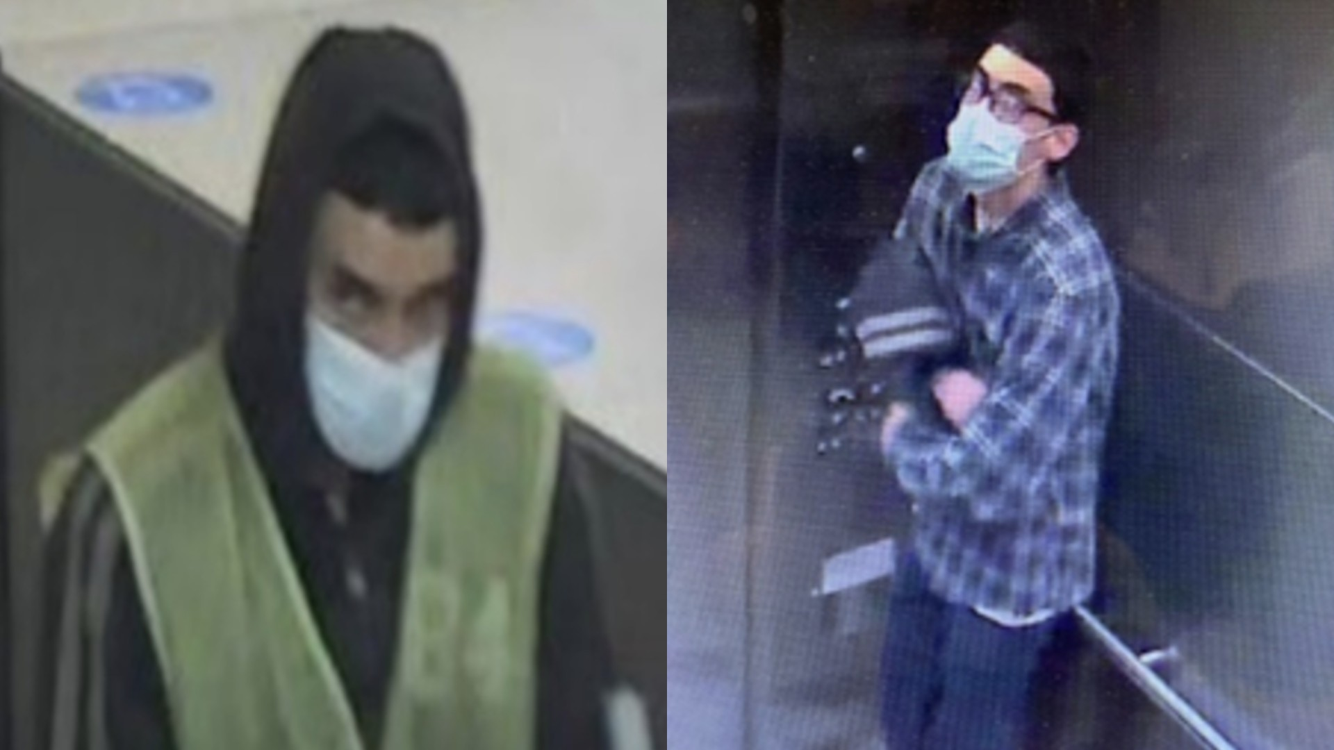 Images released by the Los Angeles Police Department show a man who breached security at LAX.