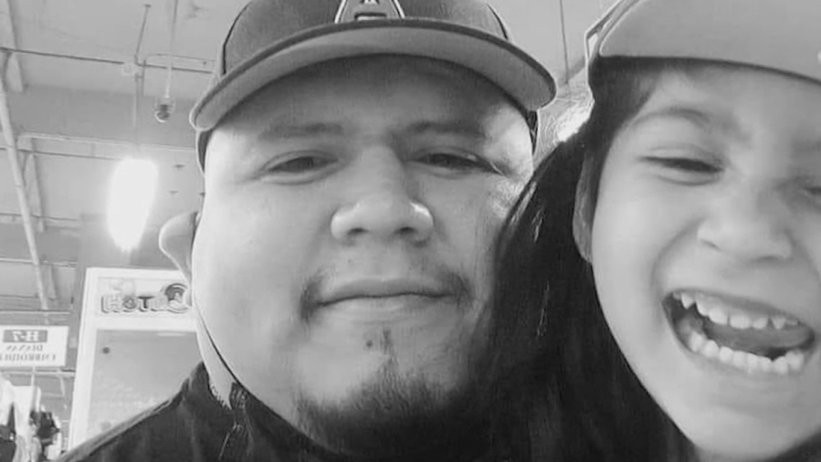 David Hernandez is seen in an undated photo provided by his family.