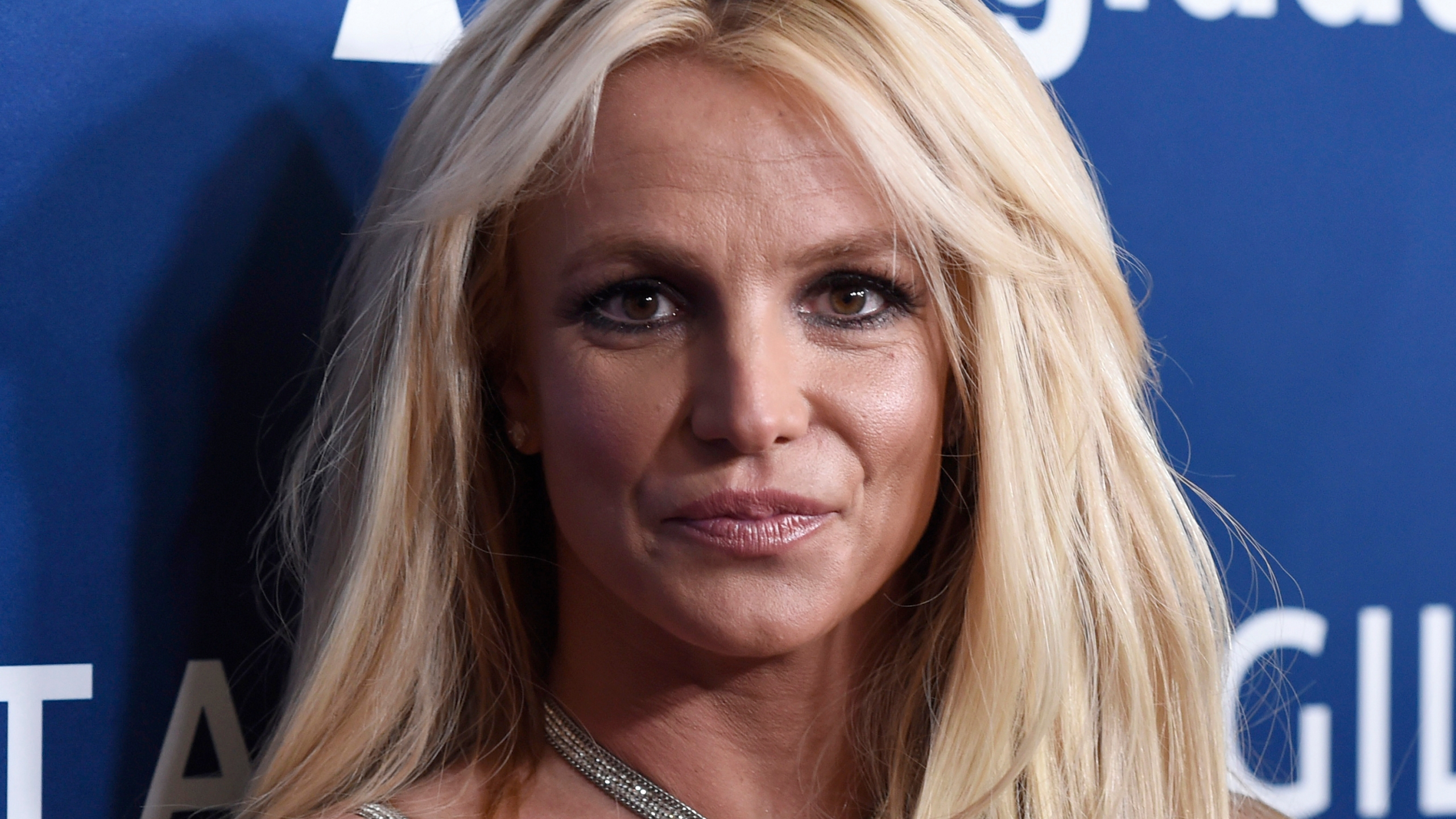 Britney Spears arrives at the 29th annual GLAAD Media Awards on April 12, 2018, in Beverly Hills. (Chris Pizzello / Invision / Associated Press)