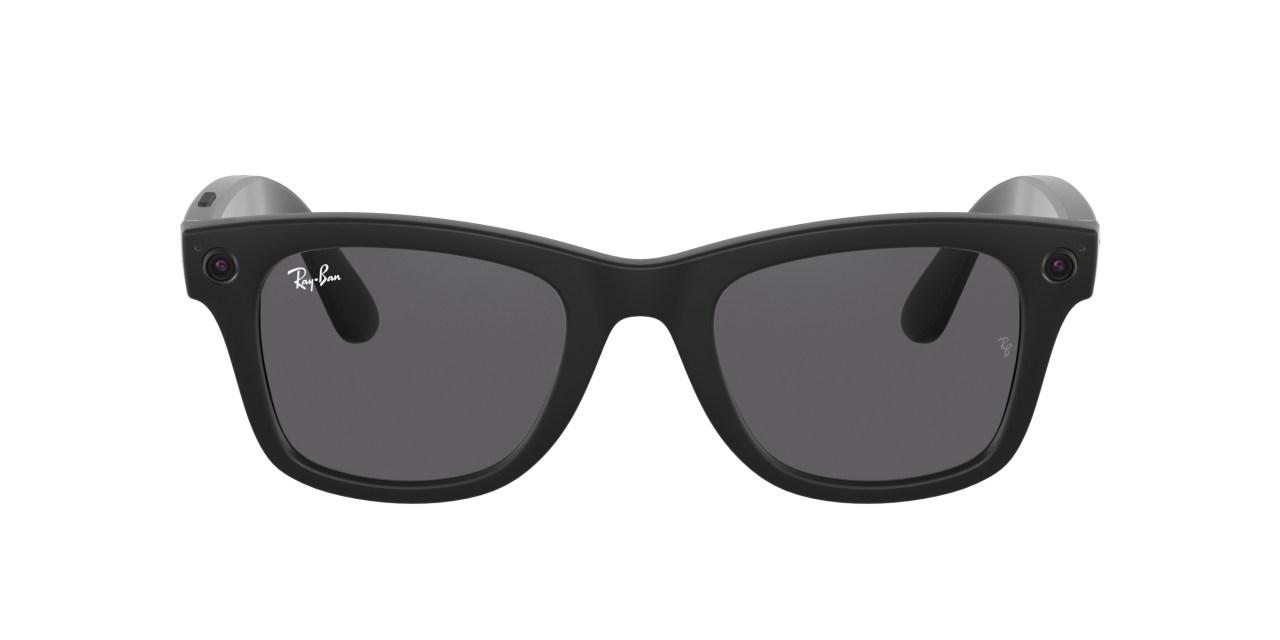 <b>Facebook</b>, Ray-Ban launch smart glasses that can can take photos, make calls - KTLA thumbnail