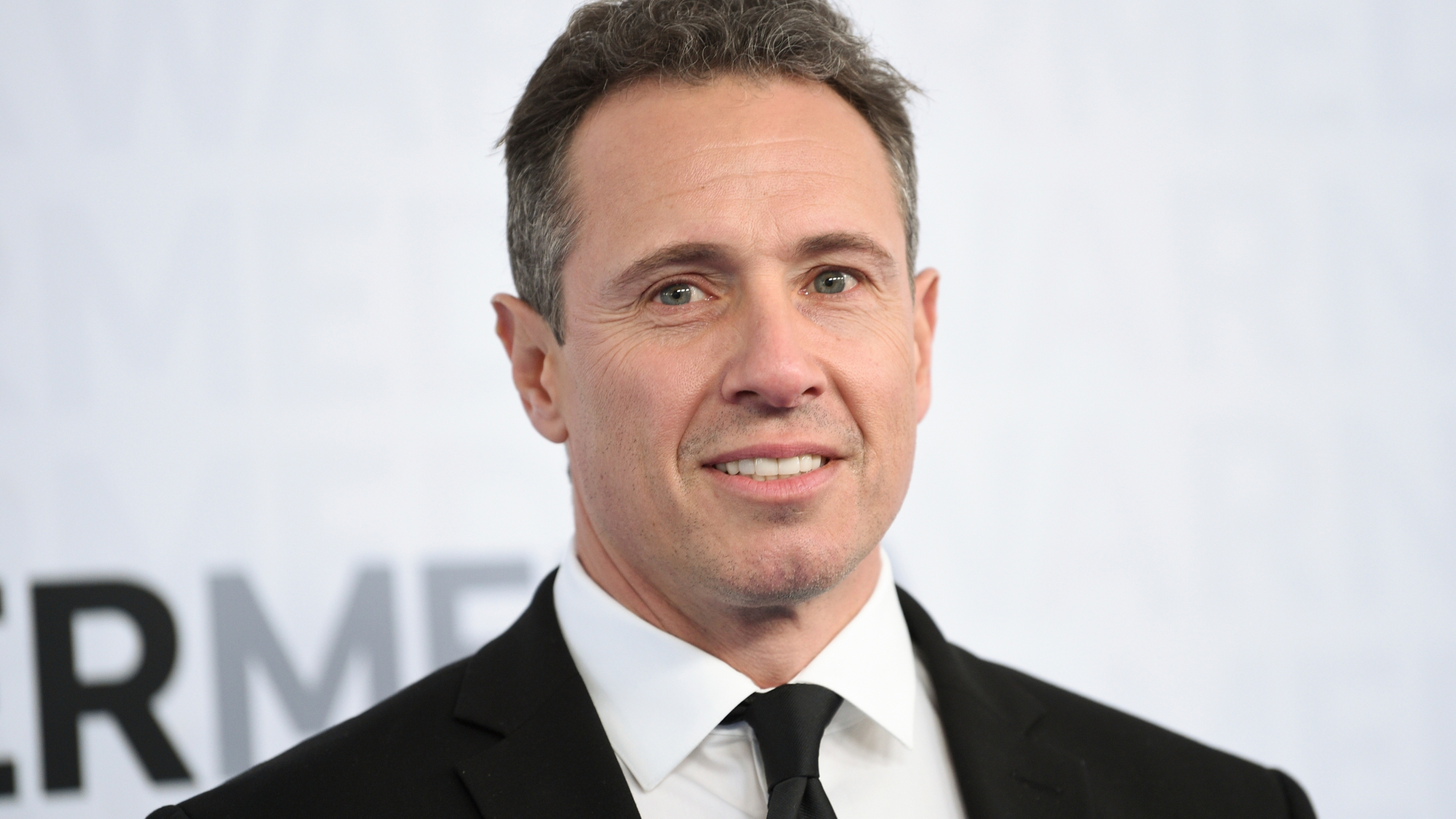This May 15, 2019 file photo shows CNN news anchor Chris Cuomo at the WarnerMedia Upfront in New York. Shelley Ross, a veteran TV news executive, said in an opinion piece in the New York Times that CNN anchor Chris Cuomo sexually harassed her by squeezing her buttocks at a party in 2005. (Photo by Evan Agostini/Invision/AP, File)