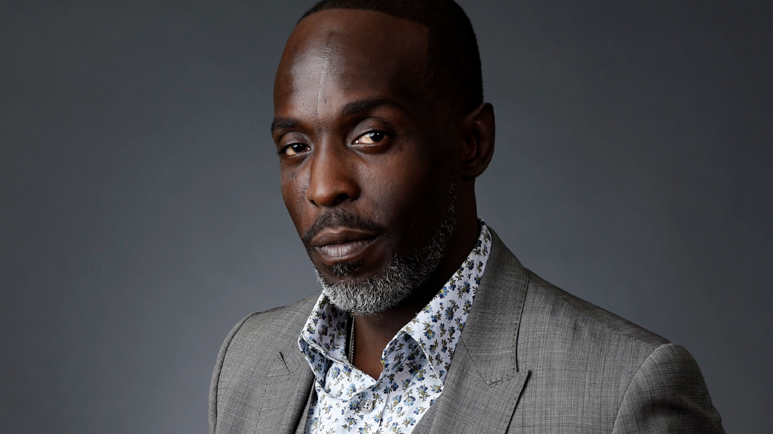 Actor Michael K. Williams poses for a portrait at the Beverly Hilton during the 2016 Television Critics Association Summer Press Tour on July 30, 2016, in Beverly Hills, Calif. (AP Photo/Chris Pizzello, File)