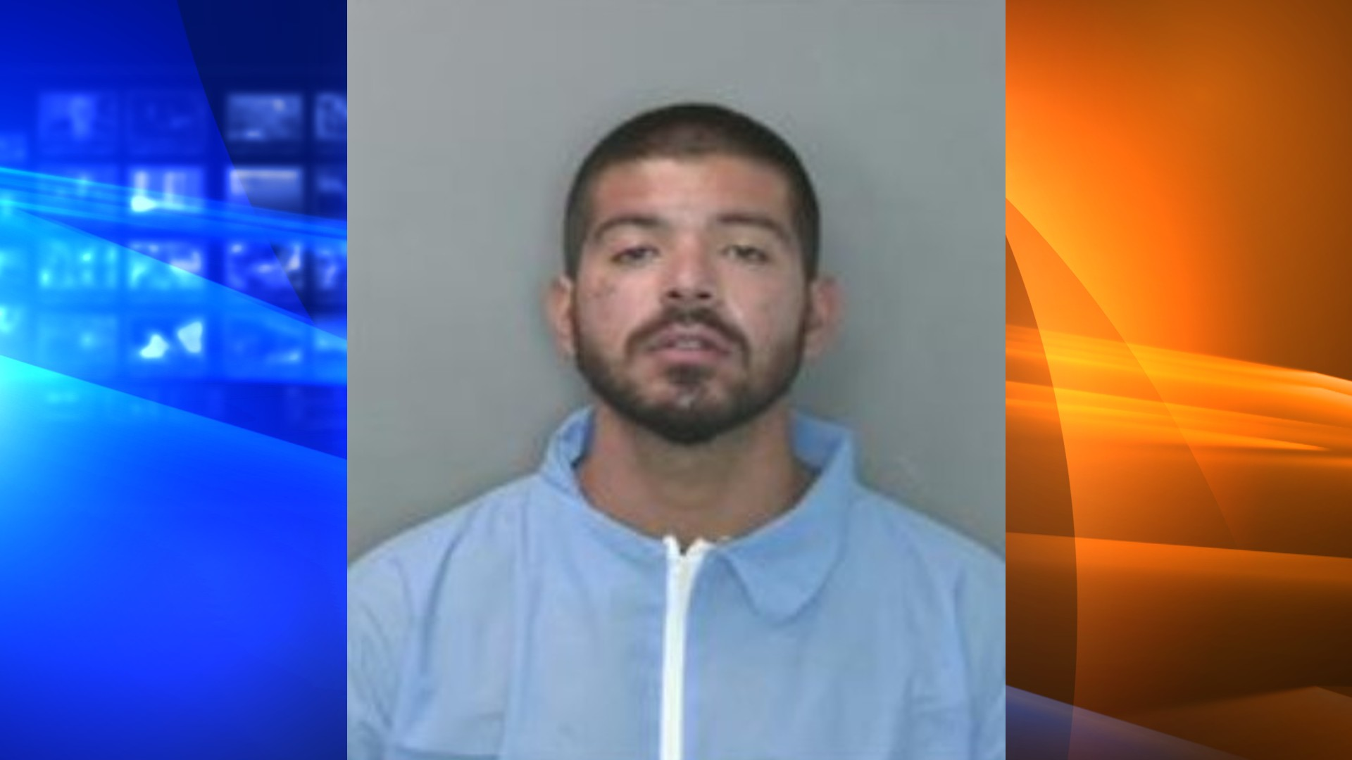 Andrew Isaiah Godinez was arrested by the Anaheim Police Department on Sept. 10, 2021. (Anaheim Police Department)