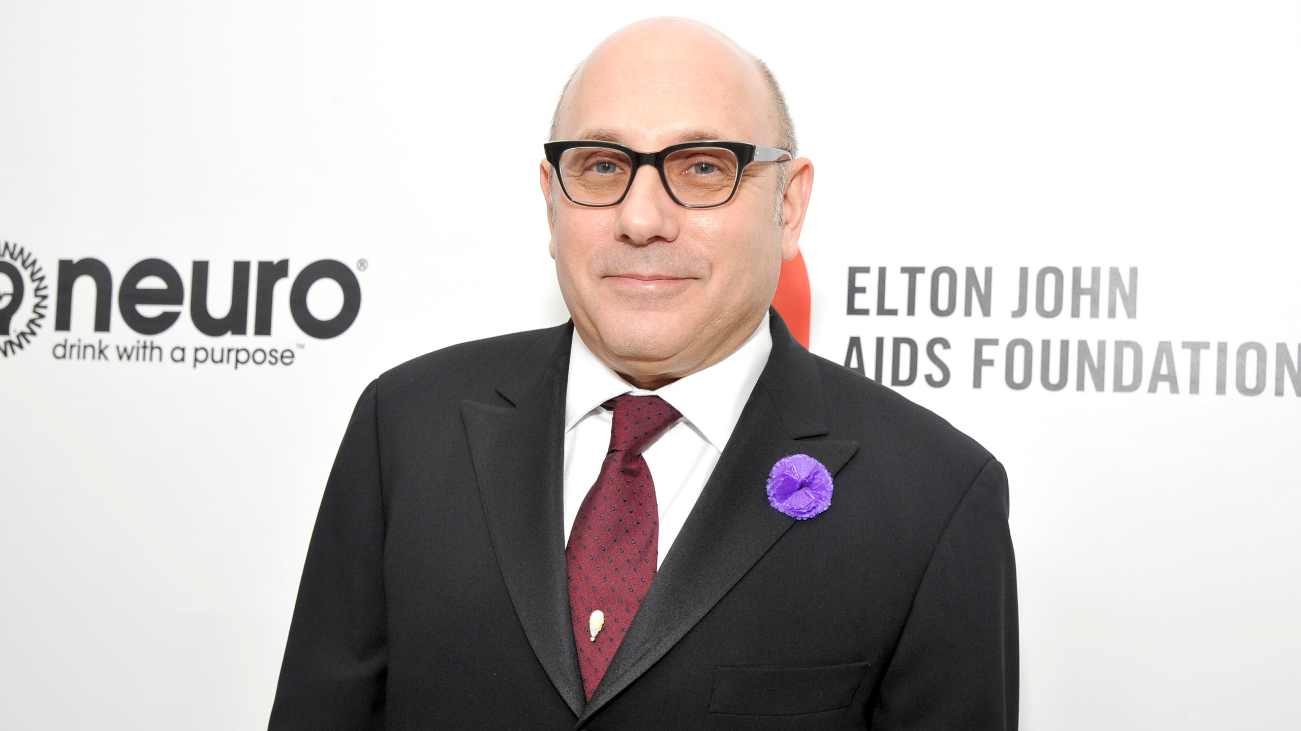 Willie Garson attends Neuro Brands Presenting Sponsor At The Elton John AIDS Foundation's Academy Awards Viewing Party on Feb. 9, 2020, in West Hollywood, California. (John Sciulli/Getty Images for Neuro Brands)