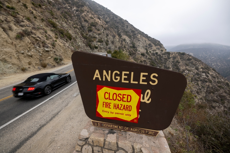4 SoCal national forests remain closed as most others in the state reopen Wednesday