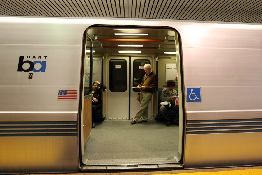 Woman holding dog's leash dragged to death by BART train in San Francisco