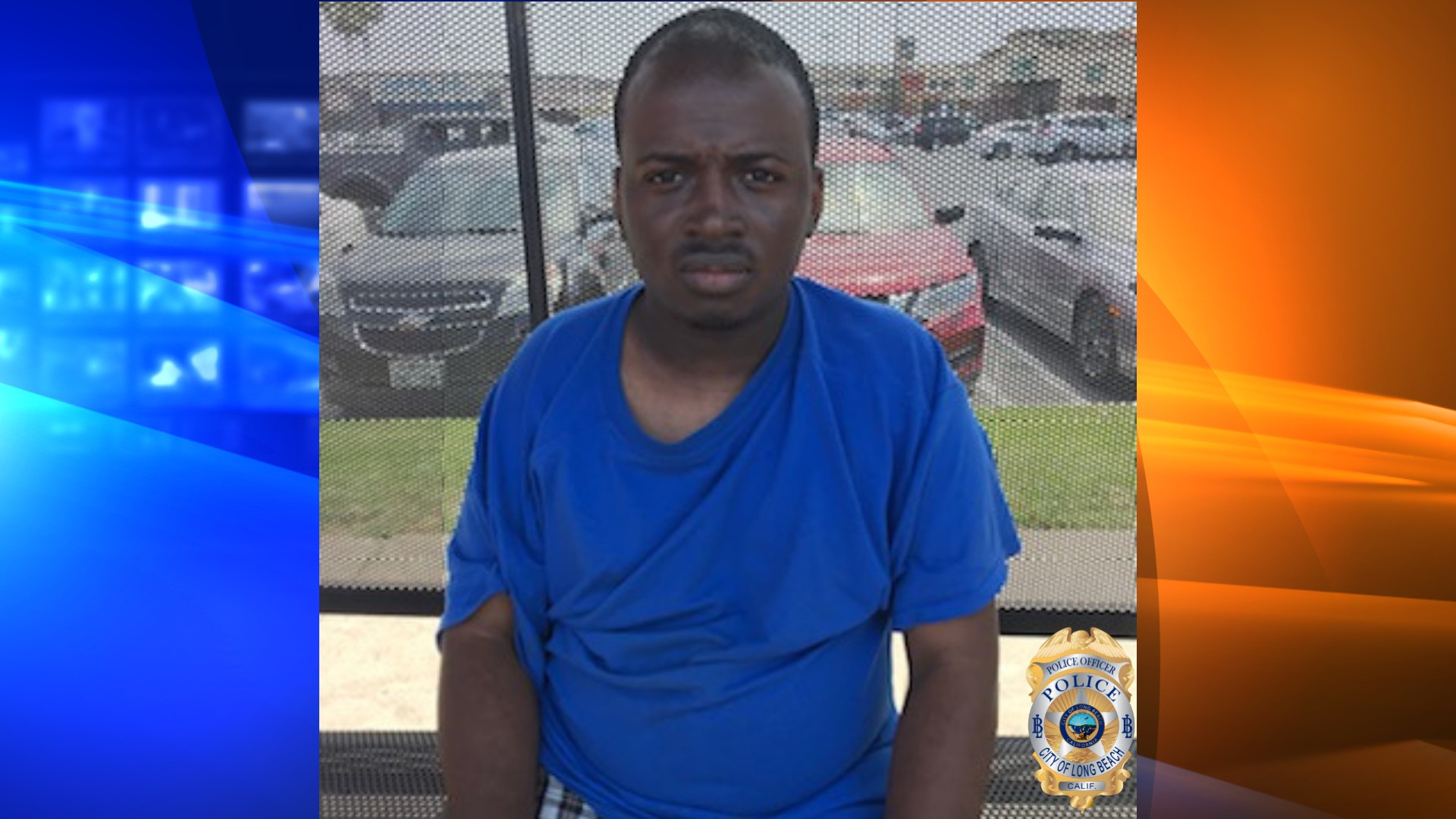 Davontay Marquise Clark, 26, shown in this undated photo, is missing, and the Long Beach Police Department is asking for help finding him. (LBPD)