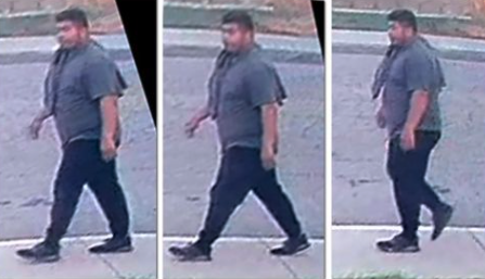 Riverside County Sheriff's Department officials on Sept. 2, 2021 released these images of a man wanted in a series of sex assaults in San Jacinto.