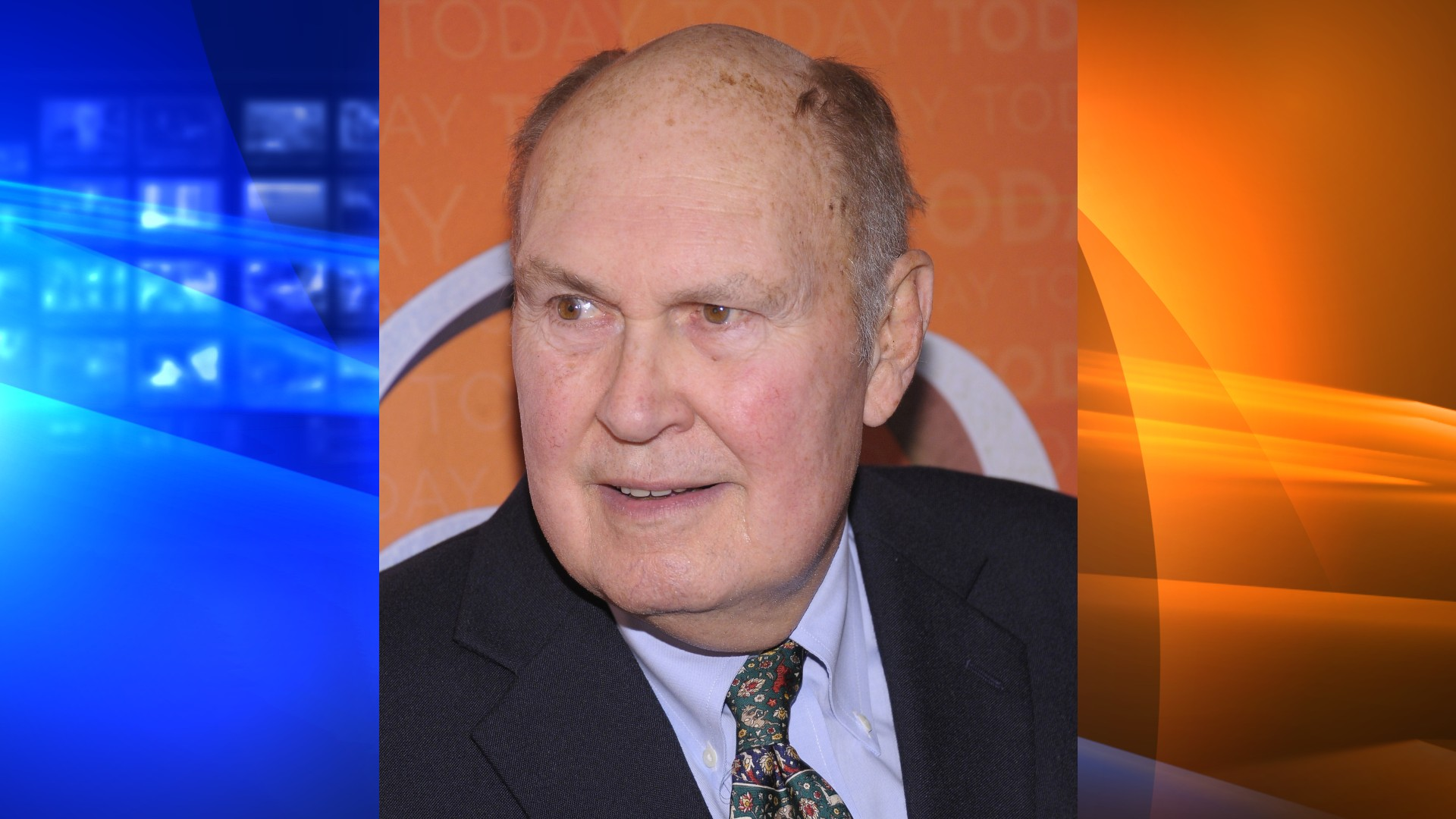 """Former """"Today"""" correspondent Willard Scott attends the """"TODAY"""" Show 60th anniversary celebration at The Edison Ballroom on January 12, 2012 in New York City. (Photo by Michael Loccisano/Getty Images)"""