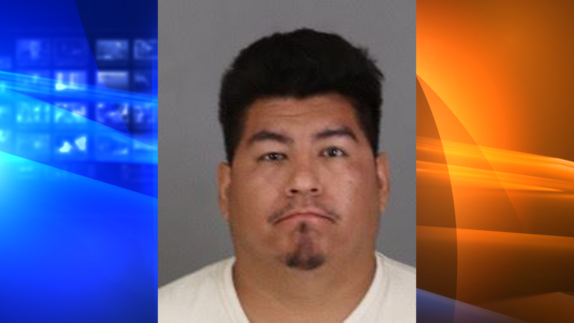 Luis Perales is seen in a photo released by the Riverside County Sheriff's Department on Sept. 10, 2021.