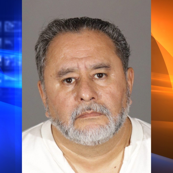 Jorge Panama is shown in a photo released by the Los Angeles County Sheriff's Department on Sept. 2, 2021.
