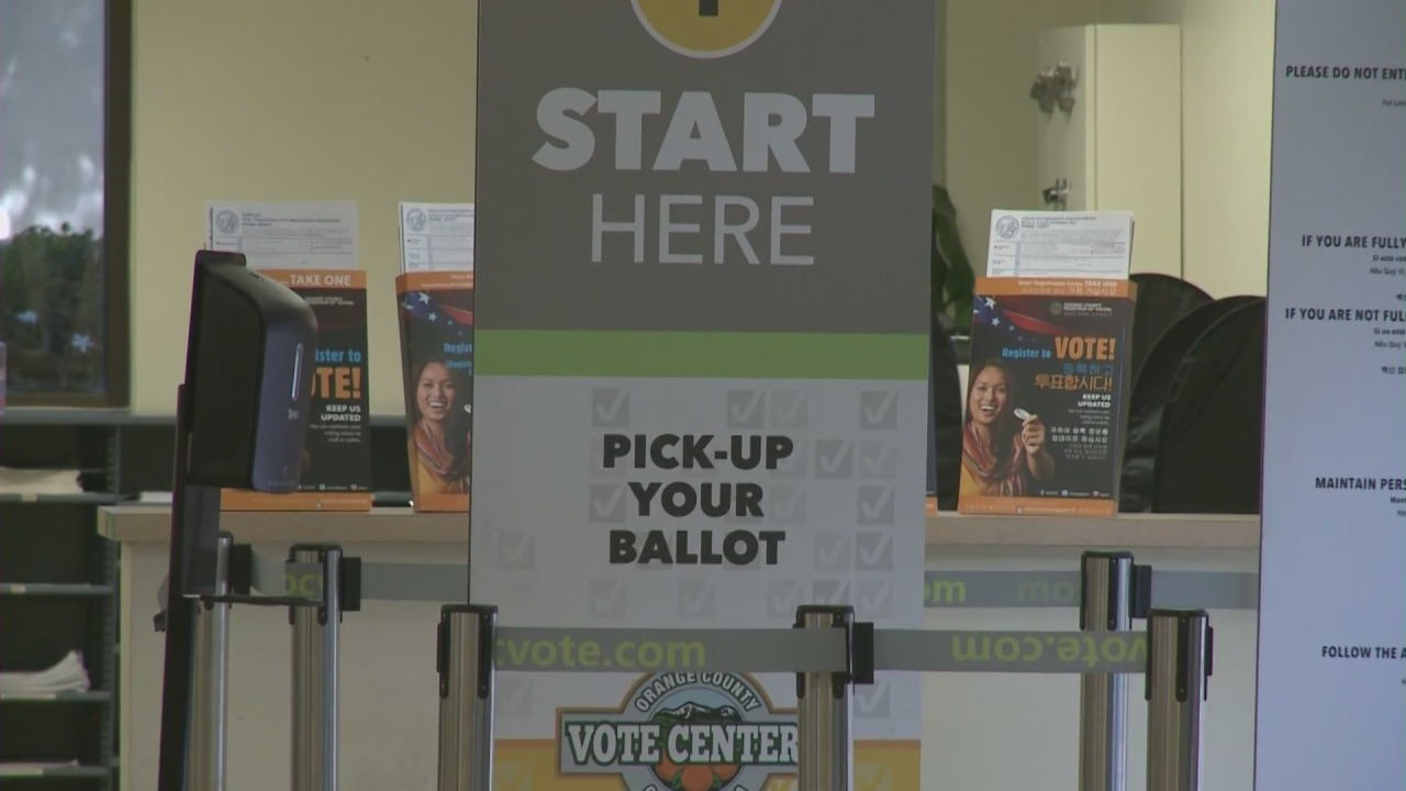 More voting centers open in L.A. County ahead of governor recall election just days away - KTLA Los Angeles