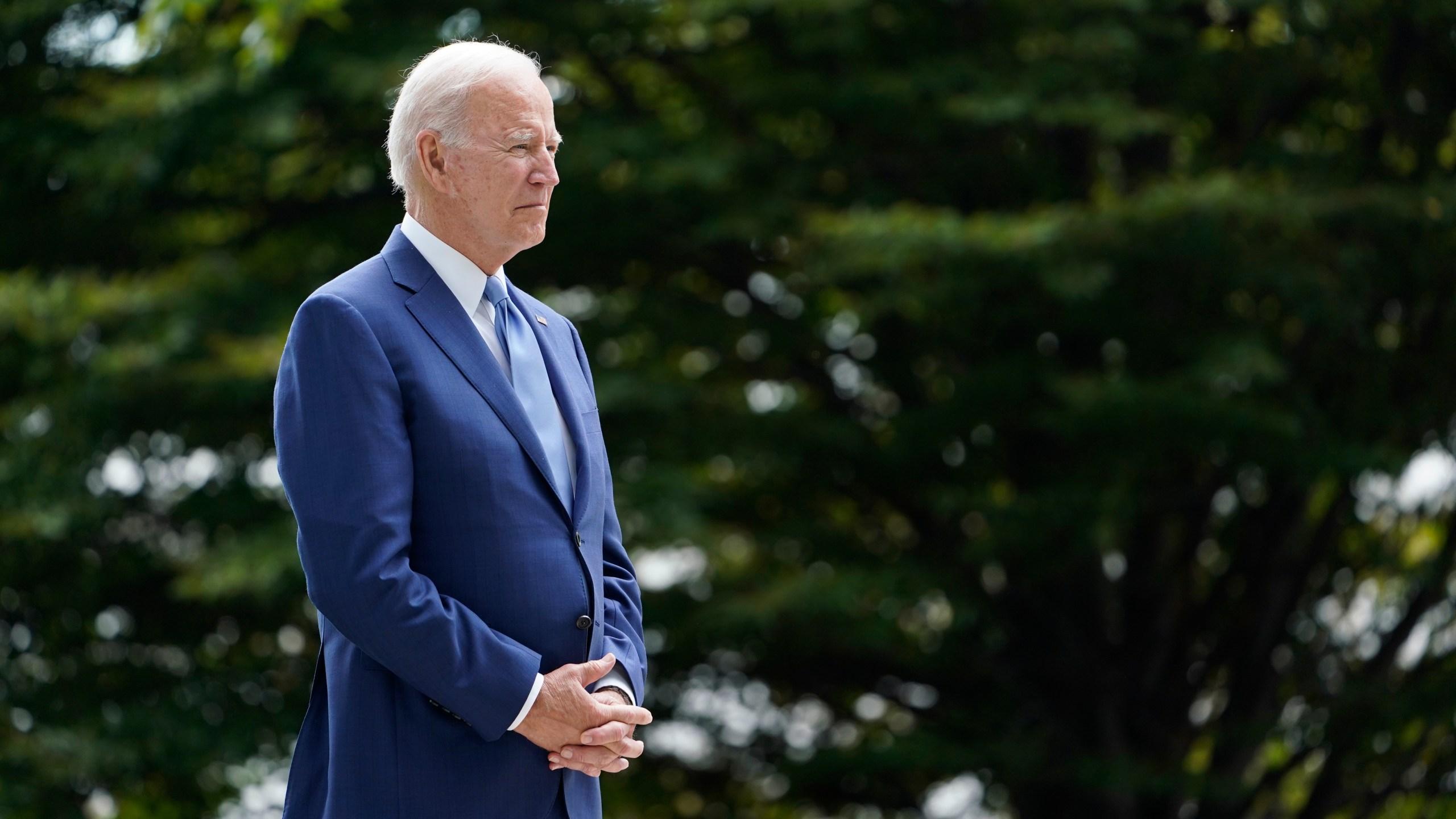 Biden won't invoke executive privilege on Trump Jan. 6 docs