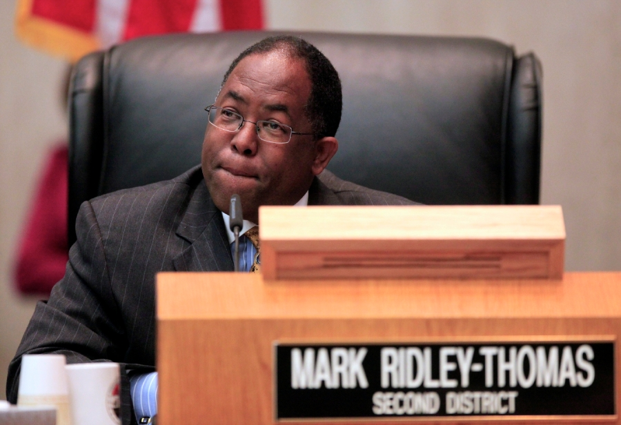 L.A. political world stunned by corruption indictment against Mark Ridley-Thomas