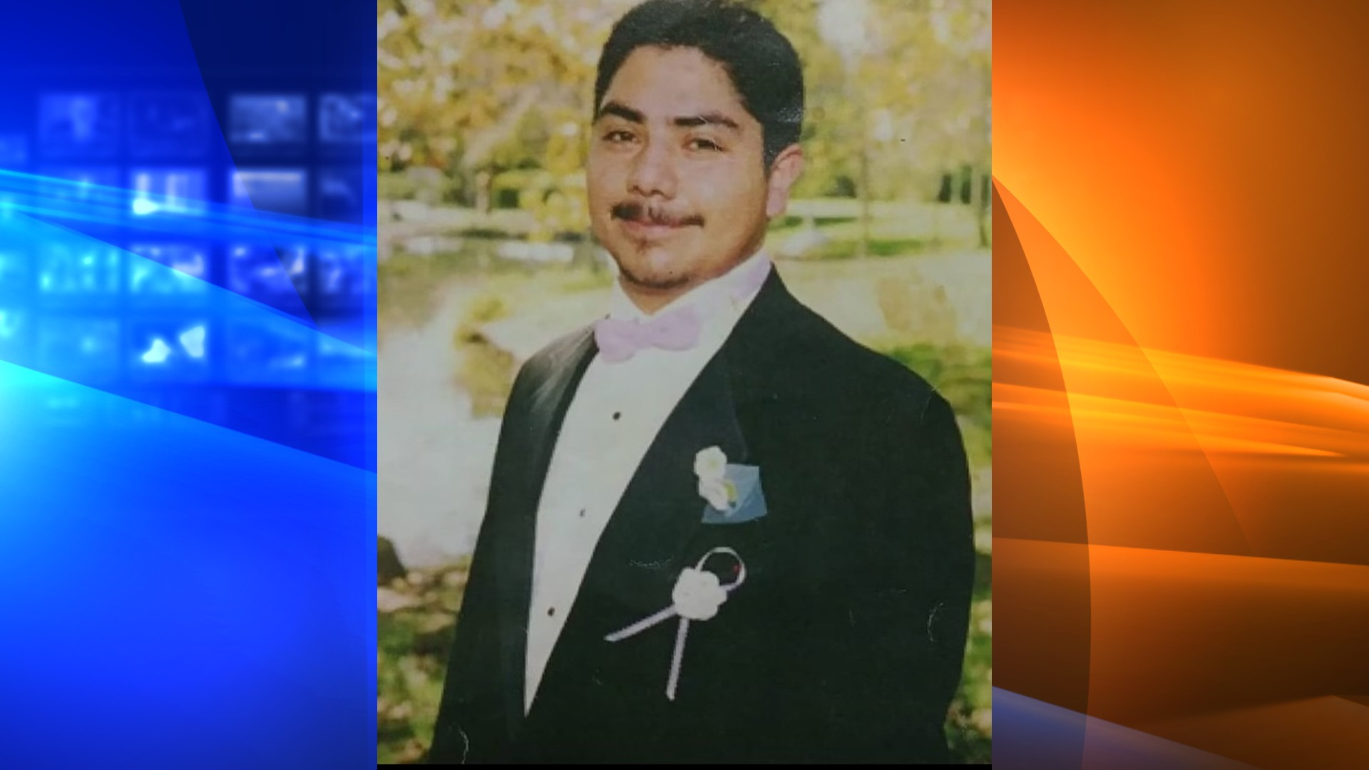 Sergio Hernandez is seen in a photo released by the Santa Ana Police Department.