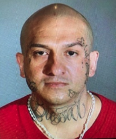 Jesse Medrano is seen in a photo release by LAPD on Oct. 4, 2021.