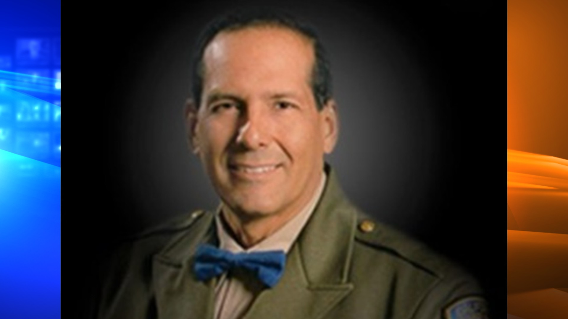 CHP Sgt. Steven Licon is seen in an undated photo released by the Riverside County DA's office.