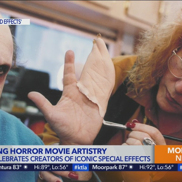 Heather Wixson Monsters Makeup and Effects horror movie artistry