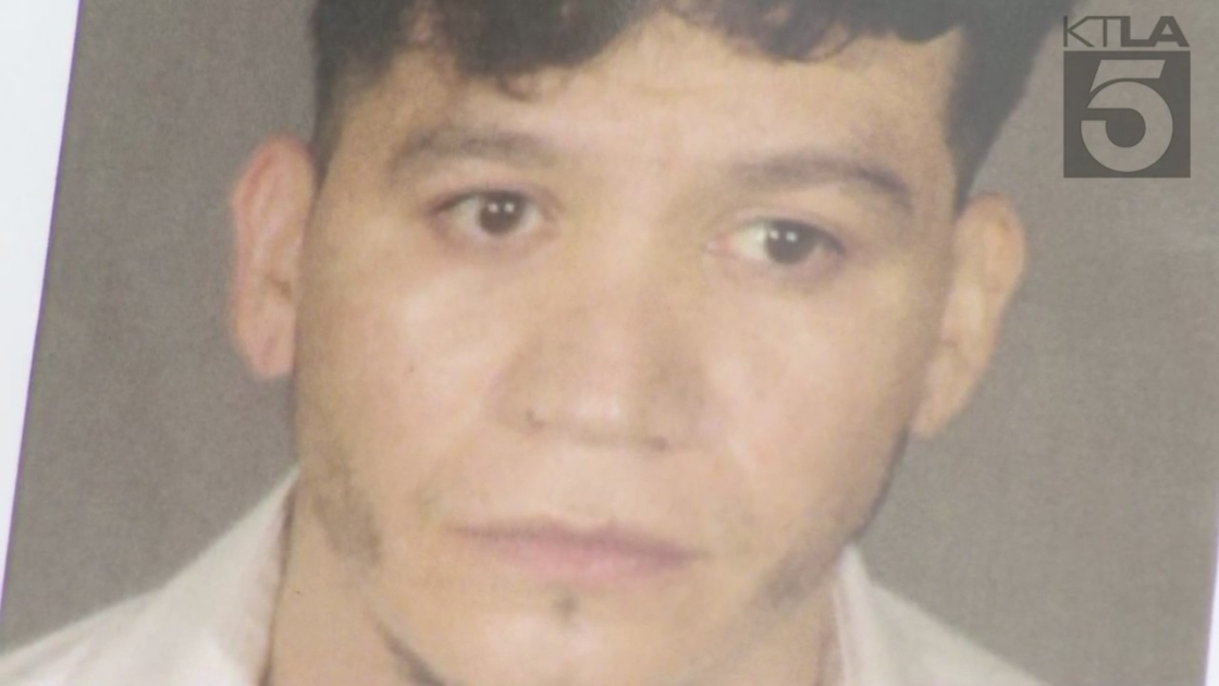 Wilfredo Lemus is seen in a photo provided by the LAPD on Oct. 8, 2021.