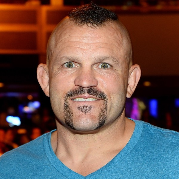 UFC Hall of Fame member Chuck Liddell appears at The Joint inside the Hard Rock Hotel & Casino on June 27, 2013 in Las Vegas, Nevada. (Ethan Miller/Getty Images)