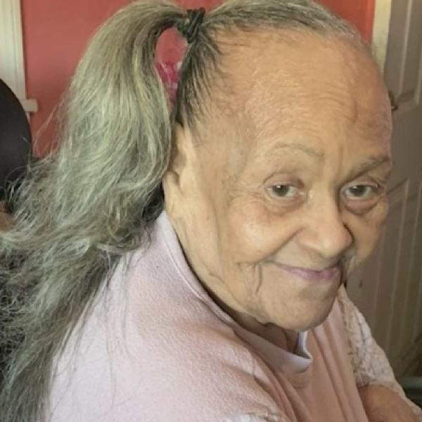 Walterine Slack is seen in an undated photo shared by her son, Kenneth Slack on Oct. 12, 2021.