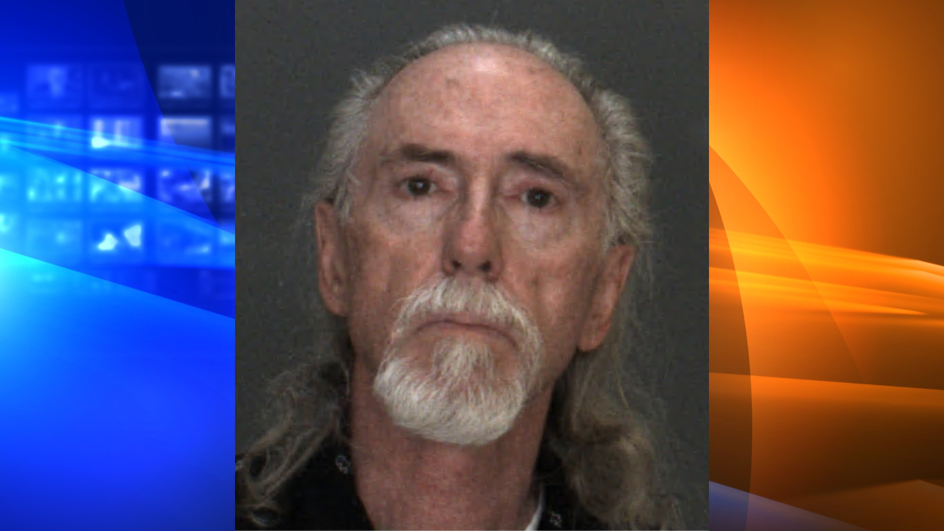 Kenneth Sockwell, a 63-year-old from Apple Valley, is seen a booking photo shared by the San Bernardino County Sheriff-Coroner Department on Oct. 25, 2021.
